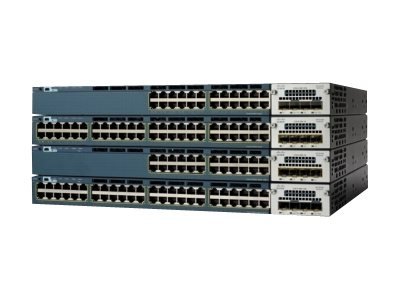Switch CISCO CATALYST WS-C3560X-48PF-L