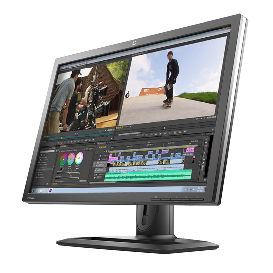HP ZR2040w LED S-IPS Monitor SINGPlatform LM975A4