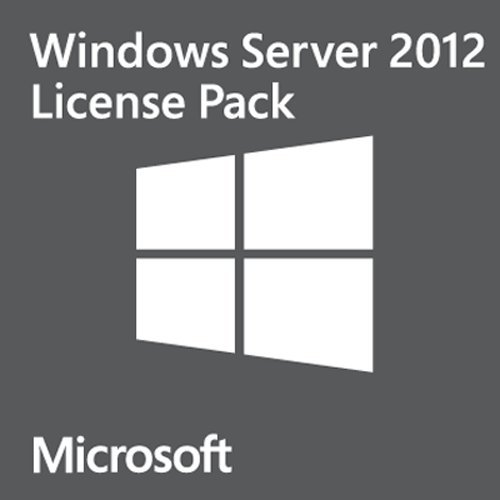 Windows Server CAL 2012 English 1pk DSP OEI 5 Clt Device CAL R18-03683