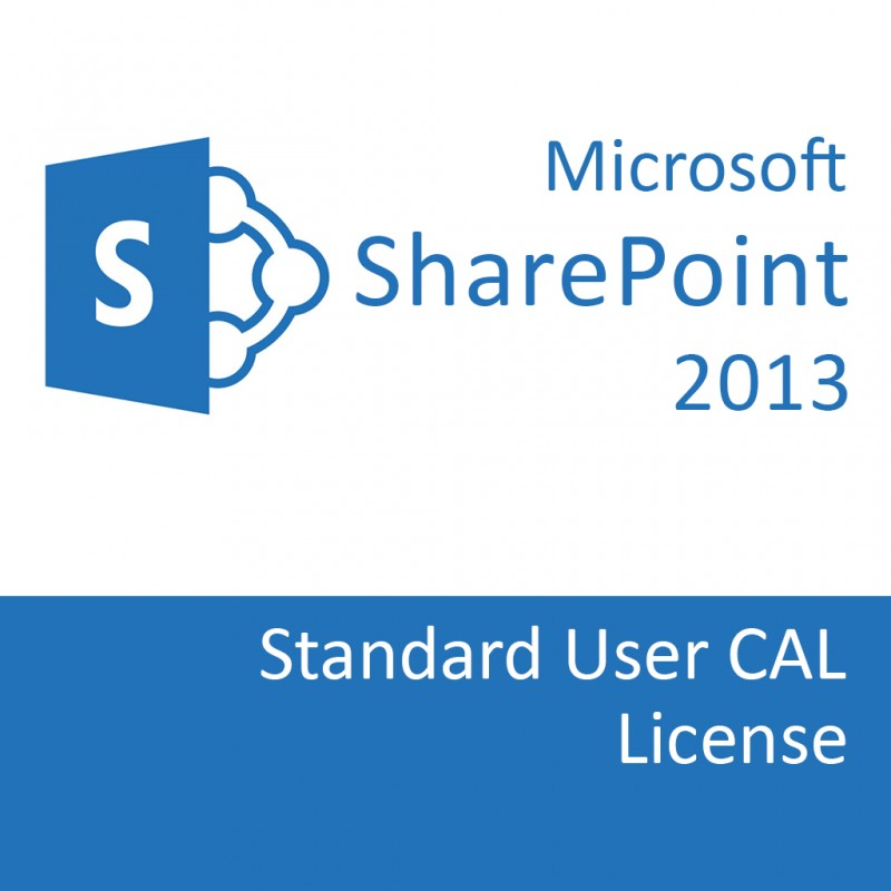 SharePointStdCAL 2013 SNGL OLP NL DvcCAL 76M-01513