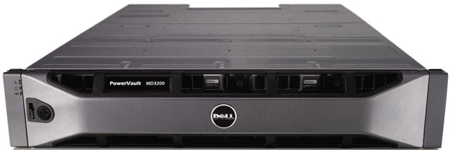 Dell EqualLogic PS4110XV Storage Array