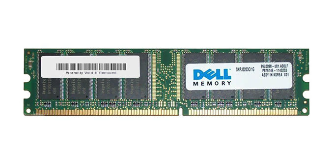 Ram máy chủ Dell 4GB, 1600MHz Single Ranked