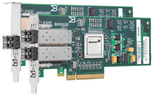 Brocade 825 Fibre Channel Host Bus Adapter