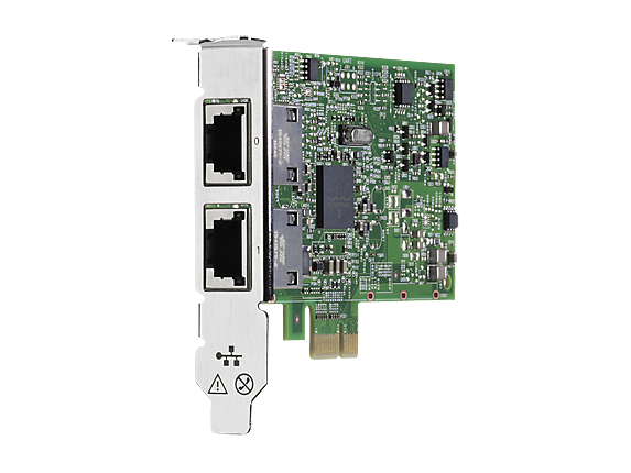 HP Ethernet 1Gb 2P 332T Adapter (615732-B21)