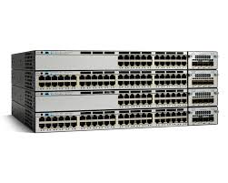 Switch CISCO WS-C3750X-48P-E