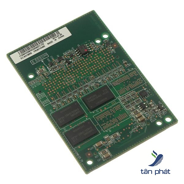 IBM ServeRAID M5100 Series 512MB Cache/RAID 5 Upgrade for IBM System x for x3650 M4 - 81Y4484