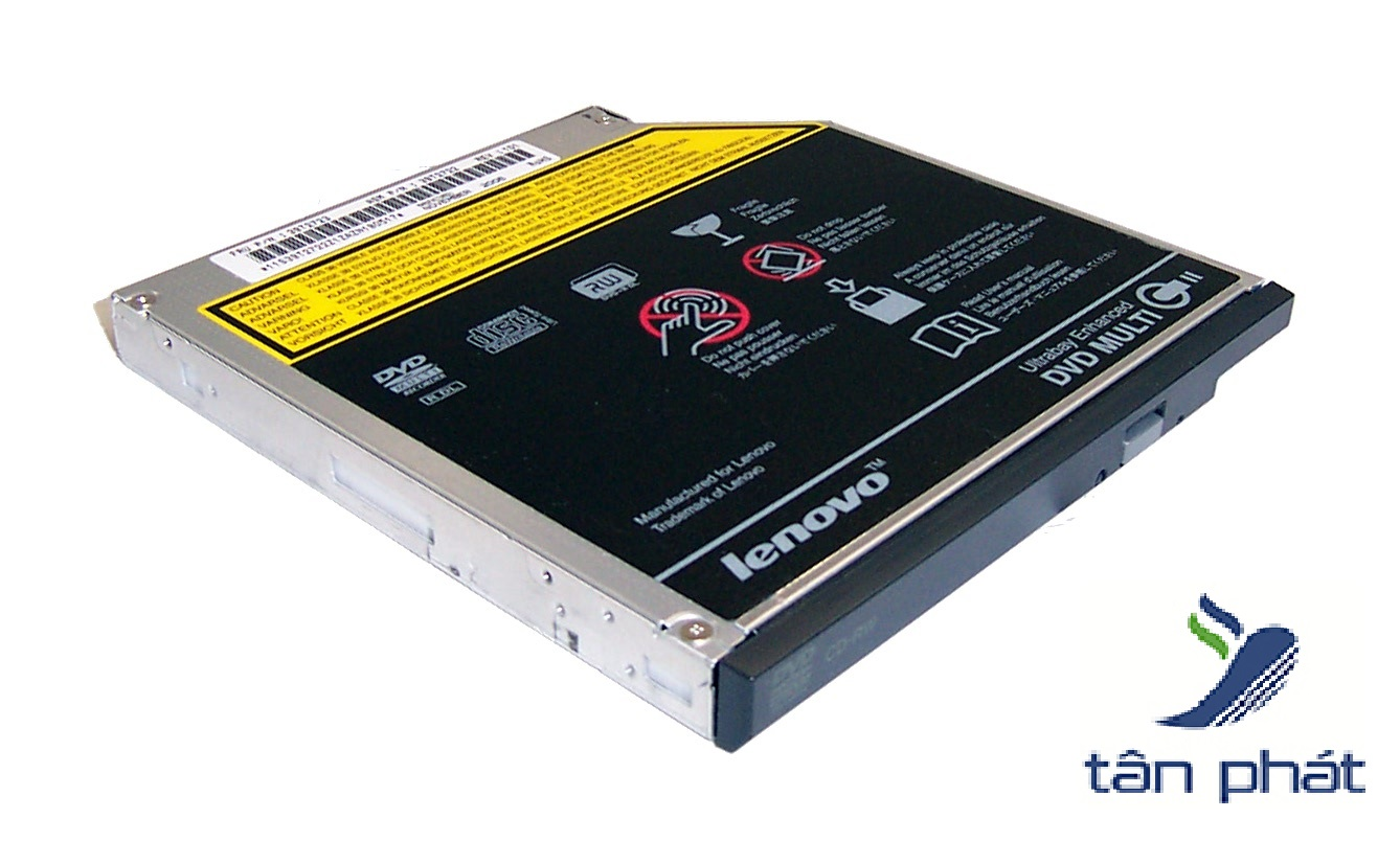 Ổ đĩa quang IBM 9.5mm Ultra-Slim SATA Multi-Burner for x3650M5 - 00AM067