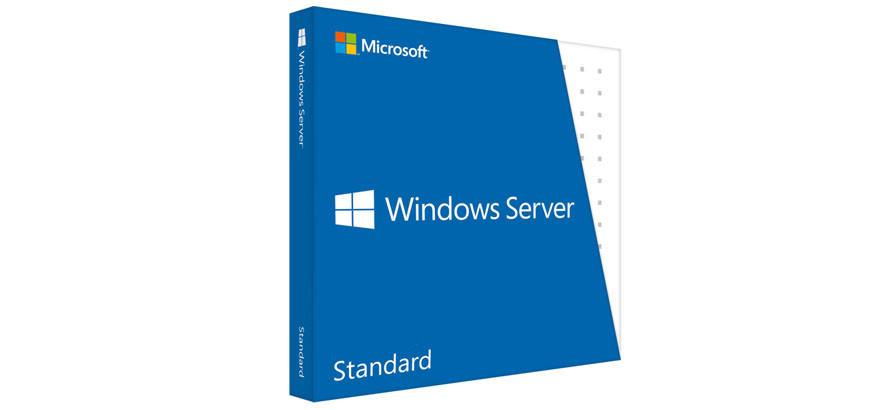 Phần mềm Windows Server Std 2016 OEM