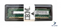 Ram IBM 4GB (1Rx4) PC3L-12800 DDR3-1600MHz ECC  CL11 LP RDIMM 00D5024