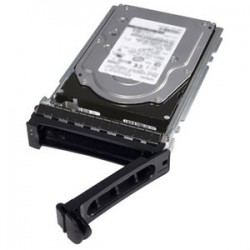 Ổ cứng máy chủ Dell 300GB 10K RPM SAS 12Gbps 2.5in Hot-plug Hard Drive, 3.5in HYB CARR