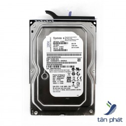 Ổ cứng IBM 500GB 7.2K 6Gbps NL SATA 3.5in G2SS HDD for X3100M5, X3250 M5