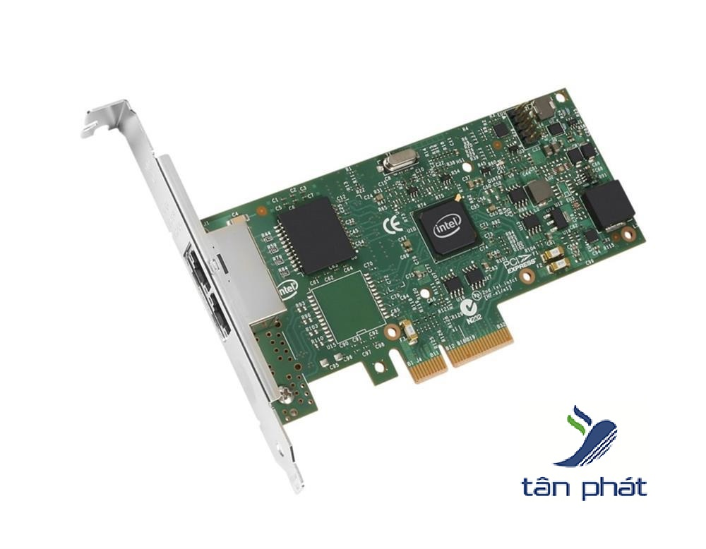 Intel Ethernet Dual Port Server Adapter I340-T2 for IBM System x - 49Y4230