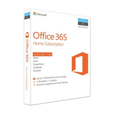Phần mềm Microsoft Office Home & Student 2016 for Mac (GZA-00980)
