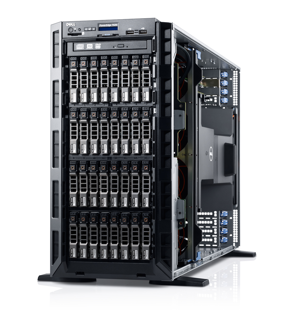 MÁY CHỦ DELL POWEREDGE T630