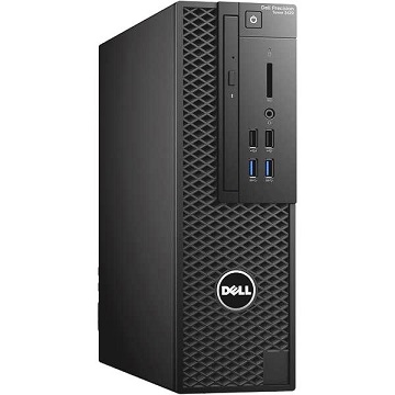 Dell Precision Tower 3420 XCTO BASE-1240V6 (42PT34D001) (MT)