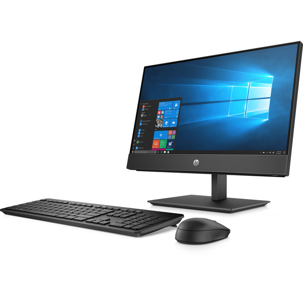 Máy tính All in One AIO HP ProOne 600 G5 Touch 8GB55PA