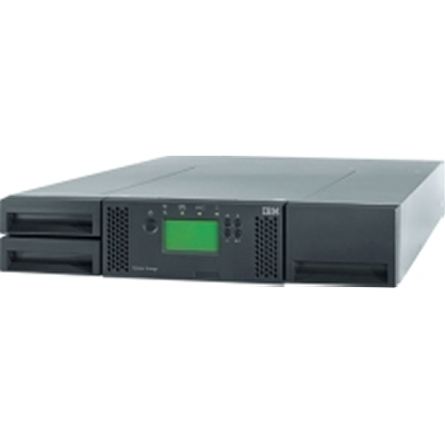 TS3100 Tape Library Model L2U Driveless 35732UL