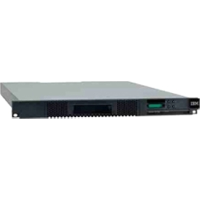 TS2900 Tape Autoloader Model S5H (Includes Rack Mount Kit  P/N 45E3785 with Any Line Cord from Line Cord Options Below) 3572S5R